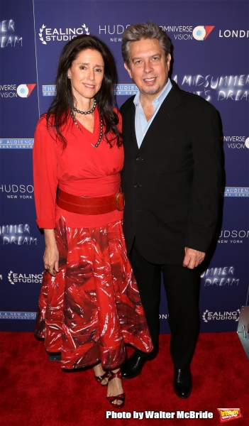 Julie Taymor and composer Elliot Goldenthal