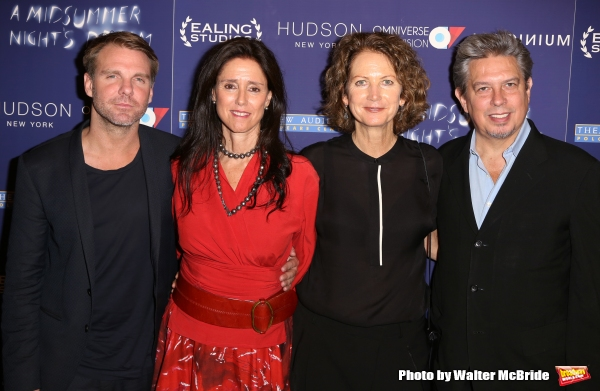 Ben Latham-Jones, Julie Taymor, Lynn Hendee and Elliot Goldenthal