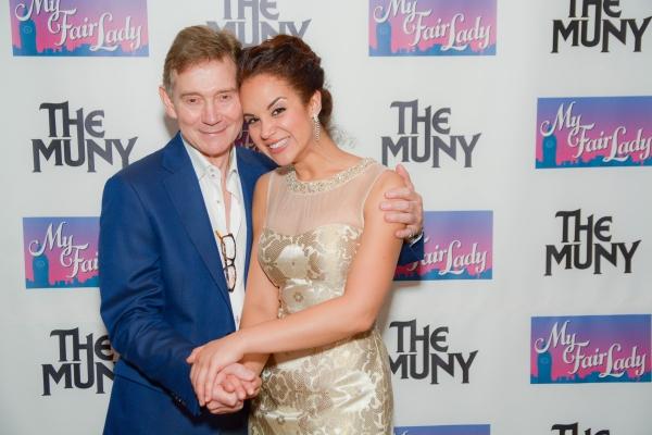 Photo Flash: The Muny's MY FAIR LADY Celebrates Opening Night!