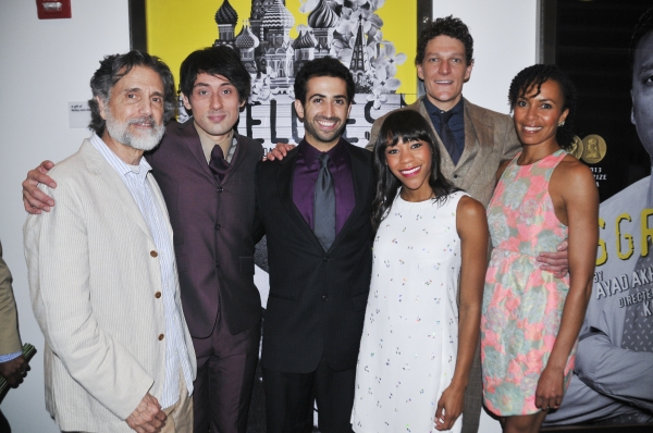 Chris Sarandon, Joseph Keckler, Or Matias, Nikki M. James, Gabriel Ebert, Eisa Davis