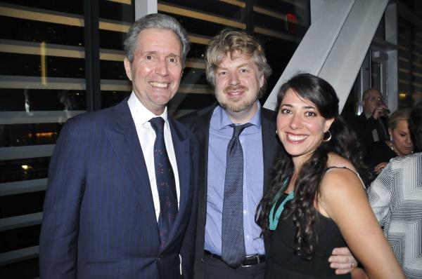 Alex Sanger, Dave Malloy, Rachel Chavkin Photo