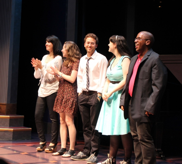 Photo Flash: York Theatre Celebrates Up-and-Coming Musical Theatre Writers with NEO 11