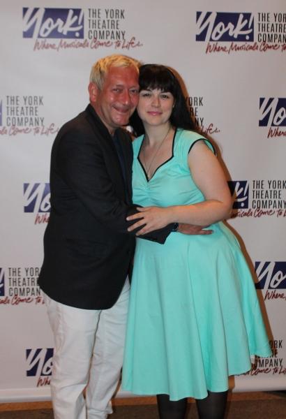 Mentor Michael John LaChiusa and Christie Baugher