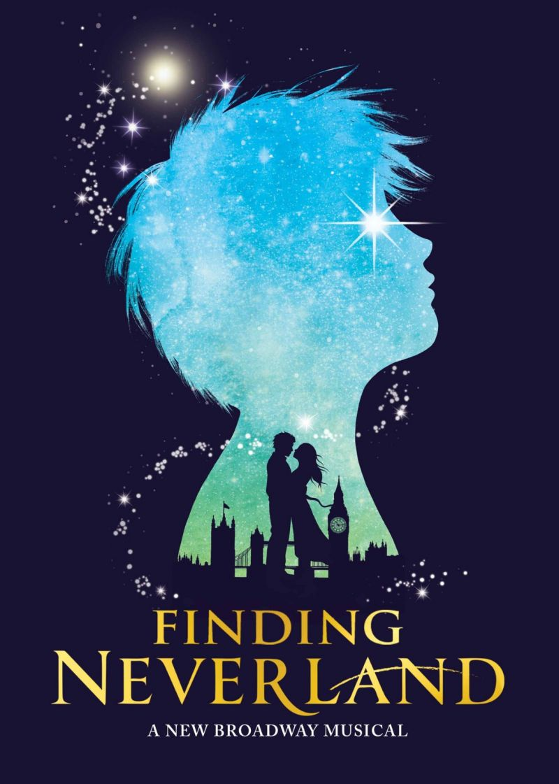 FINDING NEVERLAND's Julius Anthony Rubio Featured On Logo ...