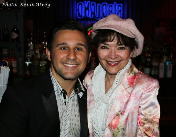 Nicolas King and Linda Hart
