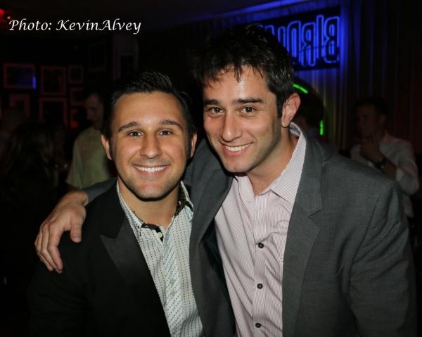 Nicolas King and Matt Baker