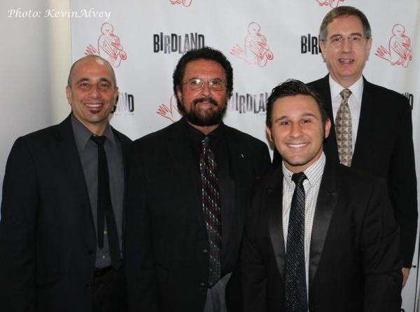 Ray Marchica, Mike Renzi, Nicolas King and Tom Hubbard