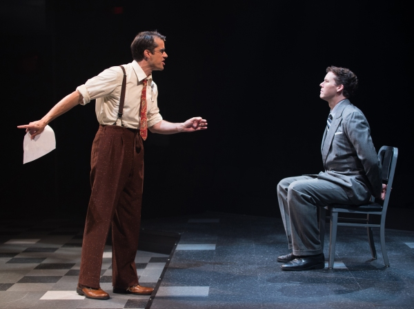 Photo Flash: First Look at CITY OF ANGELS at The Marriott Theatre