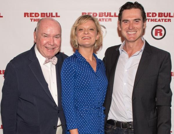 Jack O'Brien, Martha Plimpton and Billy Crudup