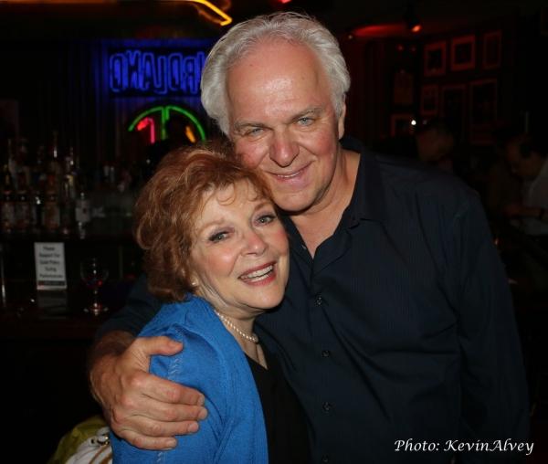 Anita Gillette and PJ Benjamin