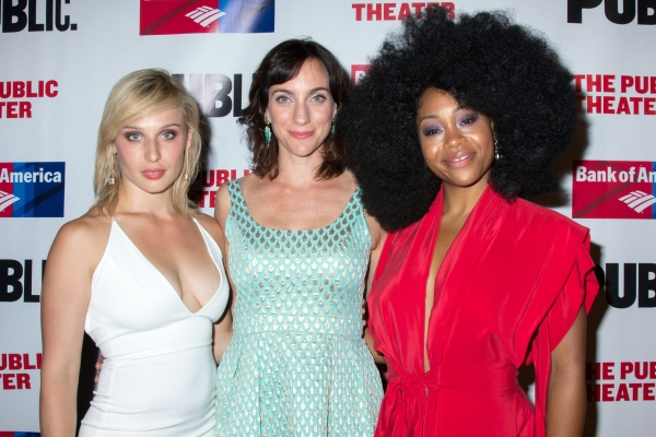 Photo Coverage: THE TEMPEST Cast Takes Opening Night Bows in Central Park!