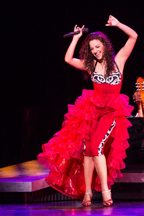 Photo Flash: First Look at Gloria Estefan's Broadway-Bound ON YOUR FEET!