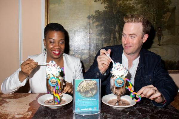 Photo Coverage: Serendipity 3 Unveils AMAZING GRACE Sweet Freedom Sundae!