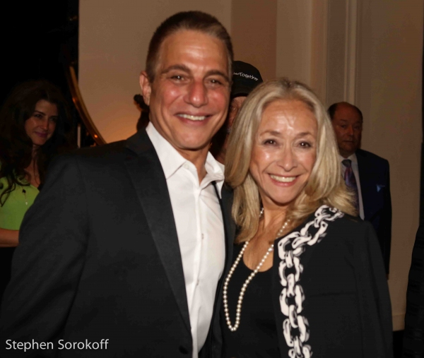 Photo Coverage: Tony Danza Makes Cafe Carlyle Debut with STANDARDS & STORIES