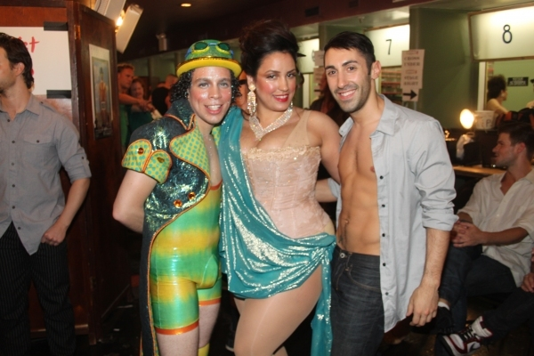 Photo Flashback: Broadway Bares All! The Most Memorable Moments of Broadway's Sexiest Night