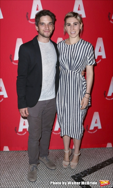 Photo Coverage: Inside Opening Night of Atlantic Theater Company's GHOST STORIES