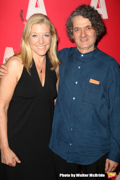 Mary McCann and director Scott Zigler