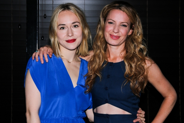 Sarah Goldberg & Kate Arrington Photo