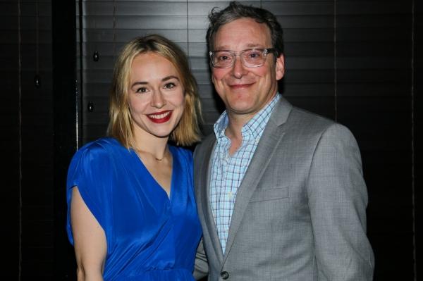 Sarah Goldberg & Jeremy Shamos