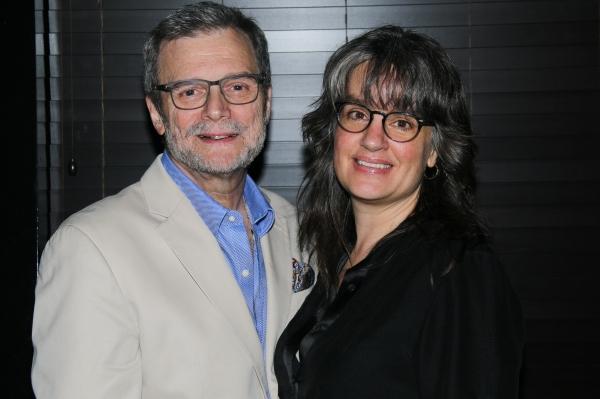 John Procaccino & Pam Mackinnon