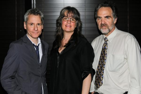 Bruce Norris, Pam Mackinnon & Tim Sanford