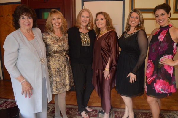 Edna Kaufmann, Ivy Austin, Cheryl Benton, Corinna Sowers-Adler, Jennifer Sheehan