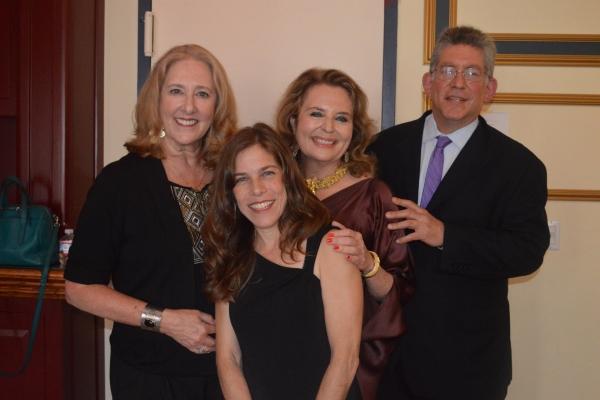 Cheryl Benton, Susan Vardy (Tomatoes Got Talent Winner), Randie Levine-Miller, Paul Chamlin
