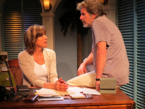 Wendie Malick, Gary Cole