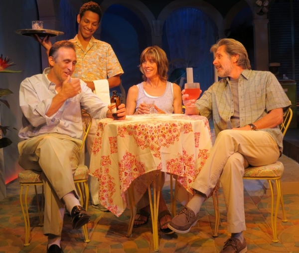 Photo Flash: First Look at Wendie Malick, Gary Cole and More in NJ Rep's CLOSURE