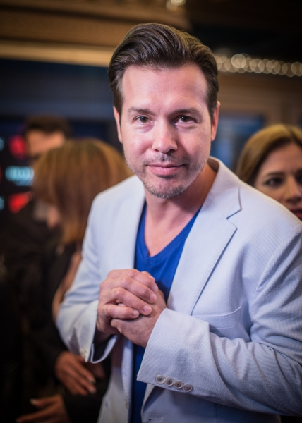 Jon Seda (Chicago Fire, Chicago PD) Photo