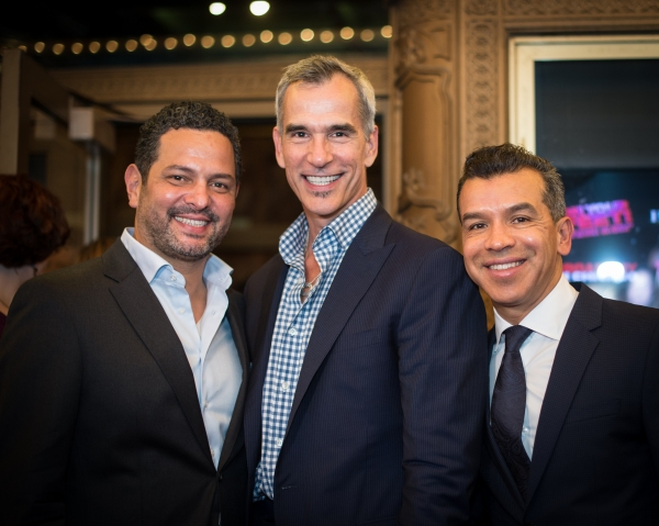 Alex Dinelaris , Jerry Mitchell, Sergio Trujillo
