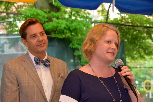 Photo Coverage: The New York Pops Celebrates New Summer Home at Forest Hills Stadium
