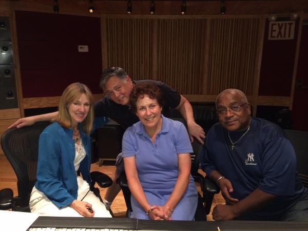 Dodie Pettit, Kevin Stites, Judy Kaye, Butch Jones