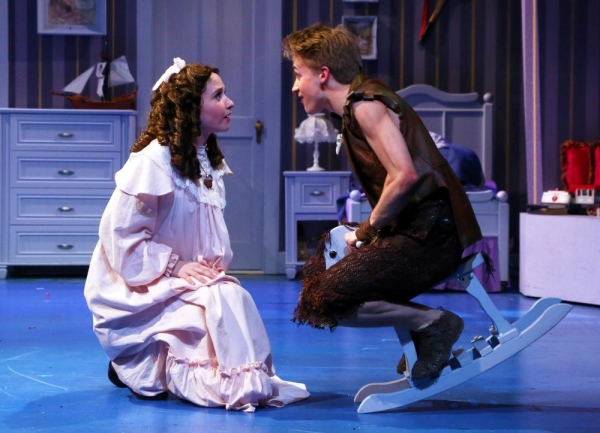 Photo Flash: First Look at Terrence Mann, Riley Costello and More in CRT's PETER PAN