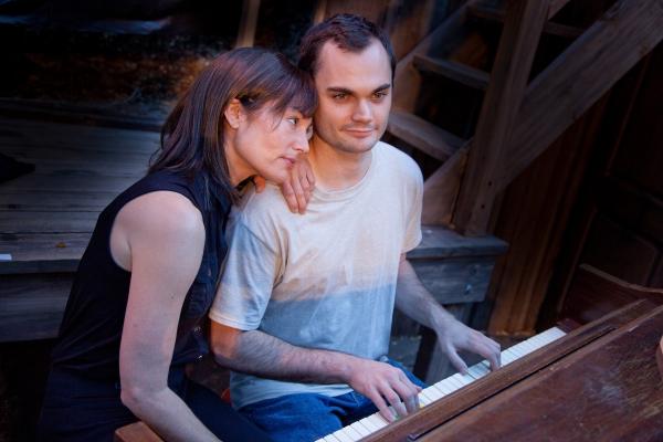 Abby Craden and Sam Trueman