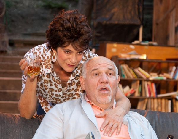 Photo Flash: First Look at AUGUST: OSAGE COUNTY at Theatricum Botanicum