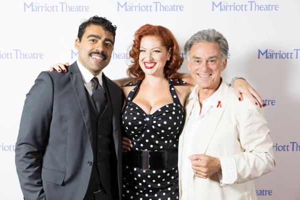 Gabriel Ruiz, Meghan Murphy and Gene Weygandt