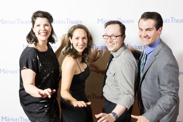Cassie Slater, Elizabeth Lanza, Michael Mahler and Patrick Lane Photo