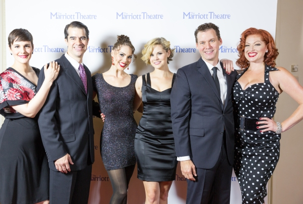 Photos: CITY OF ANGELS Celebrates Opening Night at The Marriott Theatre