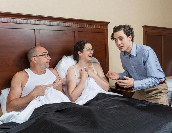 Ashton Root, Olivia Shimkus, and Jake Simonds