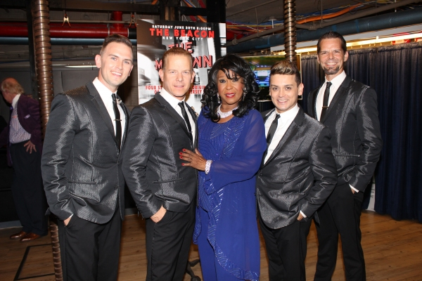 Photo Coverage: The Midtown Men Play Homecoming Concert at the Beacon Theatre With Shirley Alston Reeves and Gene Cornish