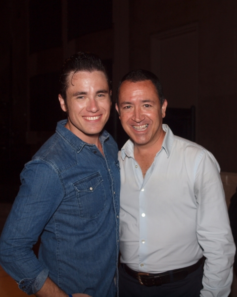 Michael James Byrne and Steven Glaudini