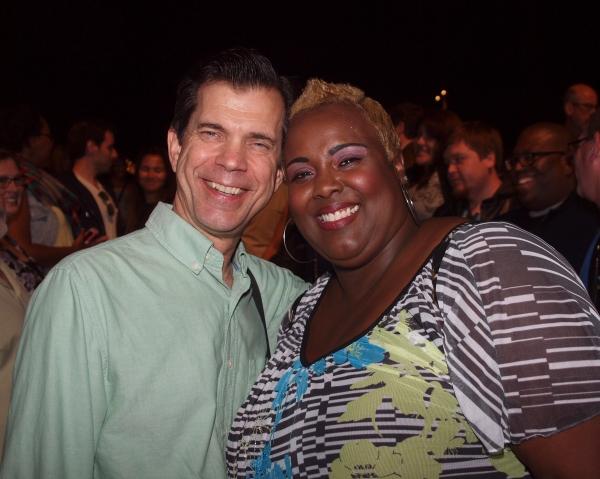 Todd Nielsen and Vonetta Mixson