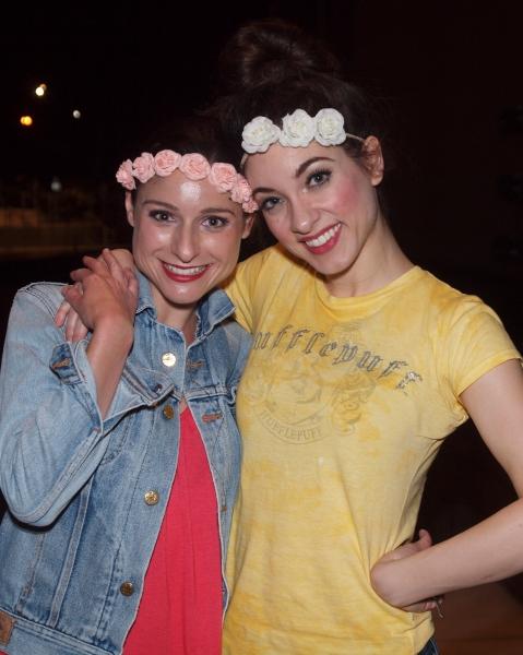 Alexis DeDonato and Emily Gordon