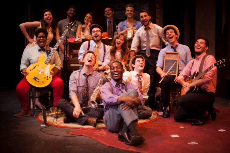 BWW Reviews: THE SHAKESPEAREAN JAZZ SHOW is Electrifying