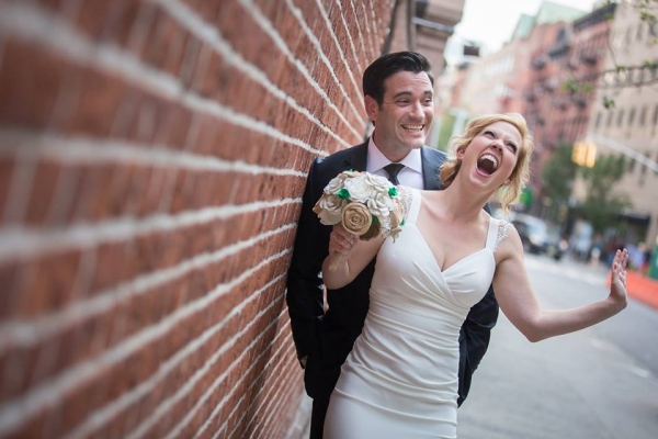 Photo Flash: Congratulations! Patti Murin and Colin Donnell Hold 'Final Rose' Wedding Ceremony- Bachelorette Style!