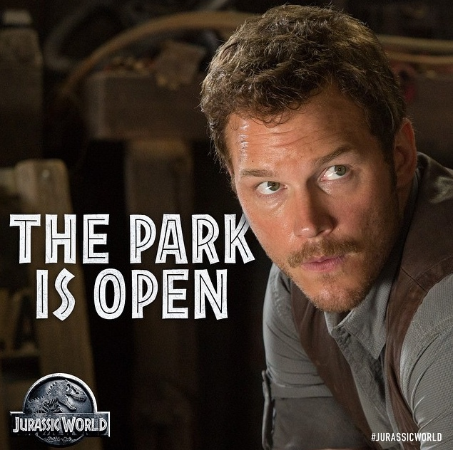 Jurassic world tops rentrak 39 s official worldwide box - Movie box office results this weekend ...