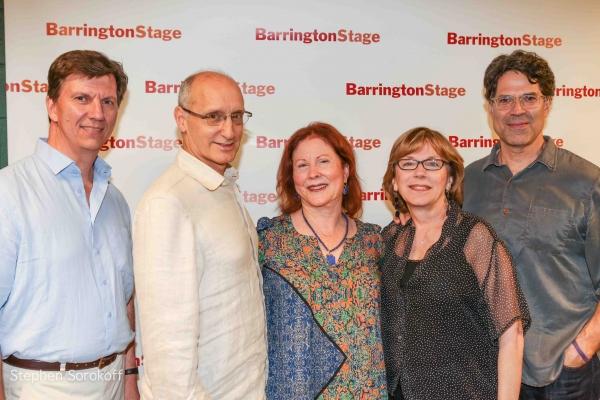 TriStan Wilson, Managing Director, Stee Perles, Claudia Perles, JuliAnne Boyd, Christopher Innvar