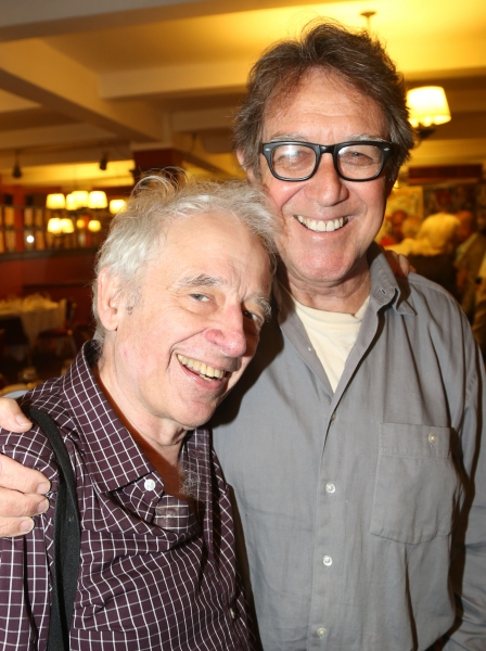 Austin Pendleton, Larry Pine