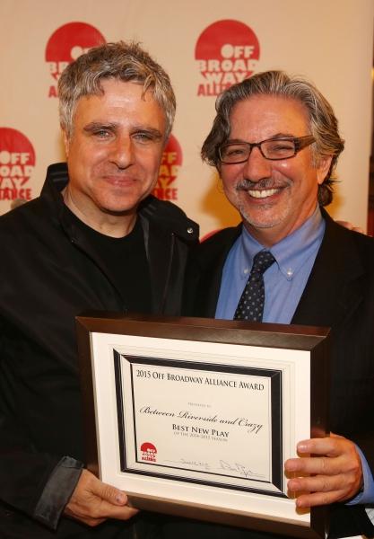 Photo Flash: Inside the 2015 Off Broadway Alliance Awards